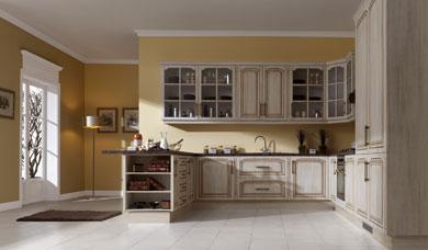 Roseban cocinas rusticas - Cocinas rusticas en blanco ...